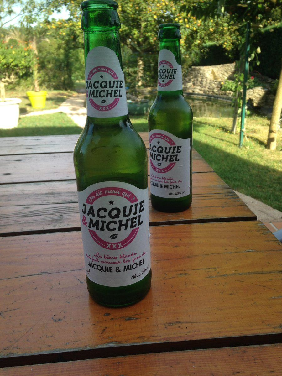 Avale donc cette bière de JMC
